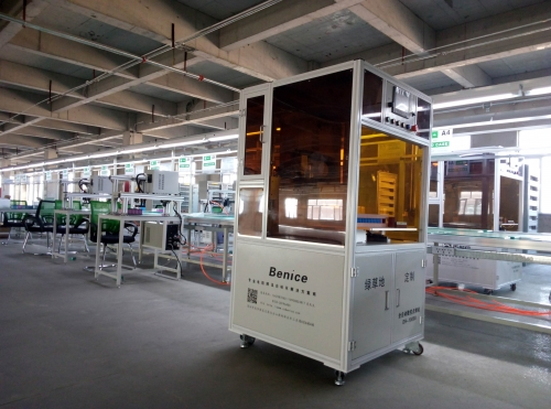 Core automatic lithium battery sorter greatly improves the convenience of life