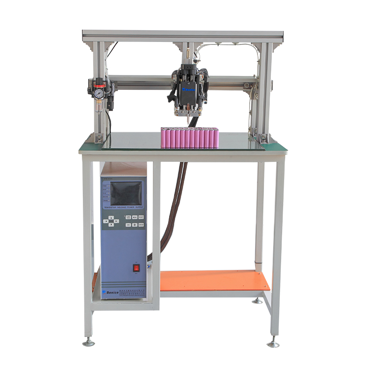 HTB-6000 Transistor automatic spot welding machine